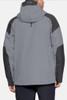 Under Armour Nimbus GTX Jacket | Men's | 1315977 | 035 | Steel/ Charcoal | Styled Back
