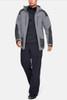 Under Armour  Nimbus GTX Jacket | Men's | 1315977 | 035 | Steel/ Charcoal | Styled Open