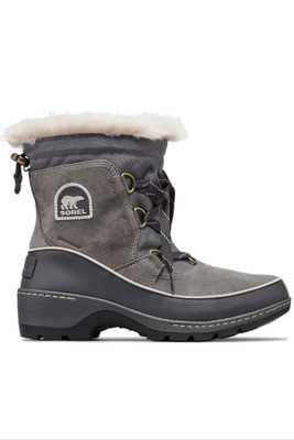 Sorel Tivoli III Boot | Women's | 1749361 | Quarry | Cloud Grey | Side