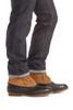 Sorel Cheyenne II Lace Duck Boot | Men's | 1750241 | Chipmunk | Black | Styled