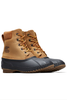 Sorel Cheyenne II Lace Duck Boot | Men's | 1750241 | Chipmunk | Black | Side Pair