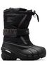 Sorel Flurry Boot | Toddlers | 1638083 | Black | Side