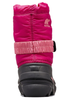 Sorel Flurry Boot | Toddlers | 1638083 | Deep Blush | Back