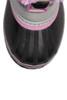 Sorel Yoot Pac Nylon Boot   Big Kids   1638021   Chrome Grey   Orchid   Toe