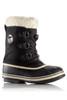 Sorel Yoot Pac Nylon Boot   Big Kids   1638021   Black   Side