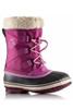 Sorel Yoot Pac Nylon Boot   Big Kids   1638021   Very Berry   Side