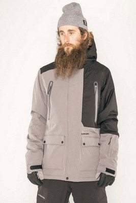 Armada Basalt Insulated Jacket | Men's | R0023419 | Slate | Front