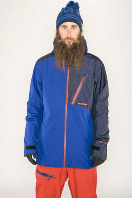 Armada Chapter GORE-TEX®  Jacket | Men's | R0000419 | Admiral Blue | Front