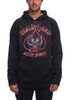 686 Motorhead Bonded Fleece Pullover |Men's | L8WCST0219 | Black | Front