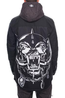 686 Motorhead Insulated Jacket |Men's | L8W11219 | Black | Back