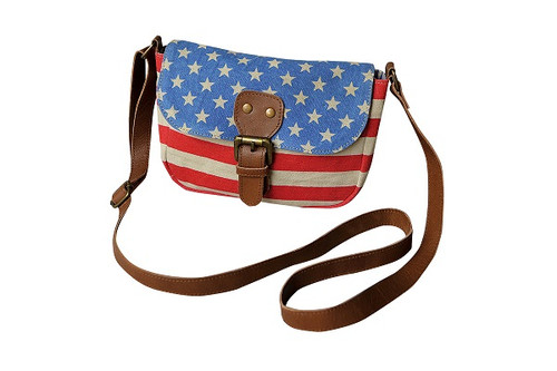 American Cross Body Bag