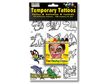 U-Do Temporary Tattoos Sets