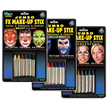 Jumbo Makeup Sticks