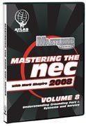 NEC 2008 Grounding Part 1 DVD # 8 FREE SHIPPING !