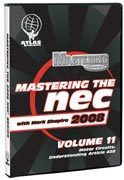 NEC 2008 Article 430 Motor Circuits DVD #11 FREE SHIP !