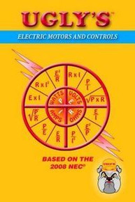 UGLYS Electric Motors and Controls Book FREE SHIP !