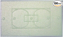 L.H. Dottie WPI100 Wall Plate Insulation Gasket, 100-Pack