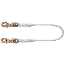 """Klein Tools 87436 5 Ft Nylon Rope Lanyard 5/8"""" Dia"""