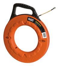 Klein Tools 56009 Fiberglass Fish Tape 50-Foot