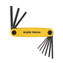 Klein Tools 70574 Grip-It® Nine Key Hex Set 2 Positions