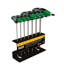 """Klein Tools JTH67T 6"""" Torx® T-Handle Set with Stand 7 Pc"""