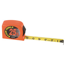 Klein Tools 928-25HV Tape Measure 25 ft High Visibility Case