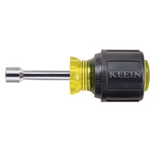 "Klein Tools 610-5/16 5/16"" Stubby Nut Driver Cushion Grip"
