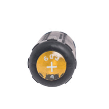"Klein Tools 646-1/4M 1/4"" Magnetic Tip Nut Driver 6"" Shaft"