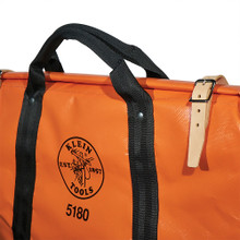 """Klein Tools 5122-16 16"""" Combination Glove and Sleeve Bag"""