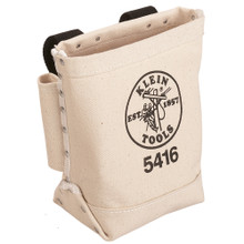Klein Tools 5416 Bull-Pin and Bolt Bag Canvas