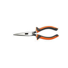 "Klein Tools 203-6-EINS 6"" Long Nose Pliers Side Cutting Slim"
