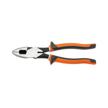 "Klein Tools 203-8-EINS 8"" Long Nose Side Cutting Pliers Slim"