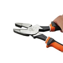 "Klein Tools 213-9NE-EINS 9"" Side Cutting Pliers Slim Handle"