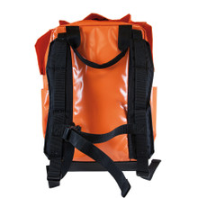 Klein Tools 5185ORA Lineman Backpack Orange