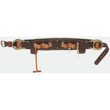 """Klein Tools 5266N-19D Semi-Floating Body Belt Style 5266N 19"""""""