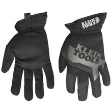 Klein Tools 40206 Journeyman Utility Gloves, size L