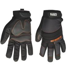 Klein Tools 40212 Journeyman Cold Weather Pro Gloves, L