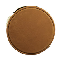 Klein Tools 5104VT Leather Bottom Bucket with Top