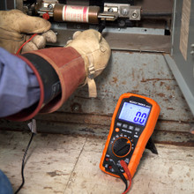 Klein Tools MM600 Digital Multimeter, Auto-Ranging, 1000V
