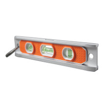 Klein Tools 9319RETT Magnetic Torpedo Level with Tether Ring