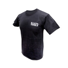 Klein Tools MBA00044-2 Hanes® Tagless® T-Shirt Black, L