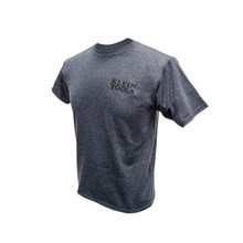 Klein Tools MBA00042-3 Hanes® Tagless® T-Shirt Gray, XL
