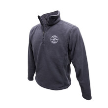 Klein Tools MBA00047-0 Port Authority Fleece Grey, Small