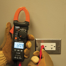 Klein Tools CL312 400A AC Auto-Ranging Digital HVAC Clamp Meter