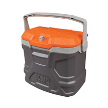 Klein Tools 55625 Tradesman Pro Tough Box 9-Quart Cooler