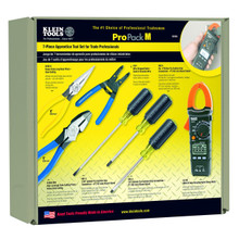 Klein Tools 92908 ProPack Apprentice Tool Set 7 Pieces
