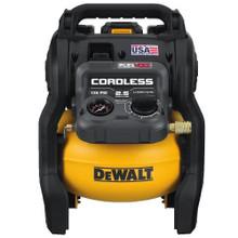 Dewalt DCC2560T1 FLEXVOLT® 60V MAX* 2.5 Gallon Cordless Air Compressor Kit
