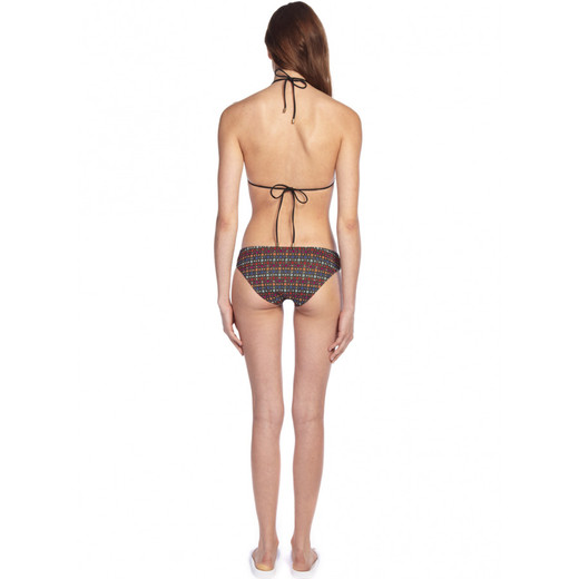 ANDROMEDA CLASSIC TRIANGLE  WITH ANDROMEDA CLASSIC PANT - BACK