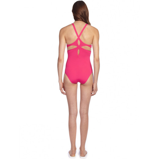 PASTEQUE TWIST BACK ONE PIECE - BACK