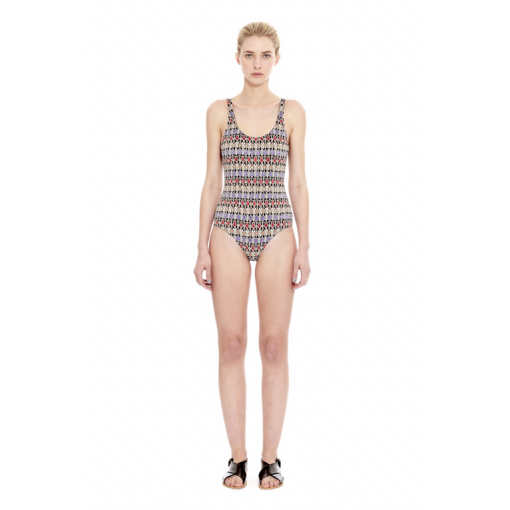 DIONYSUS TANK ONE PIECE - FRONT